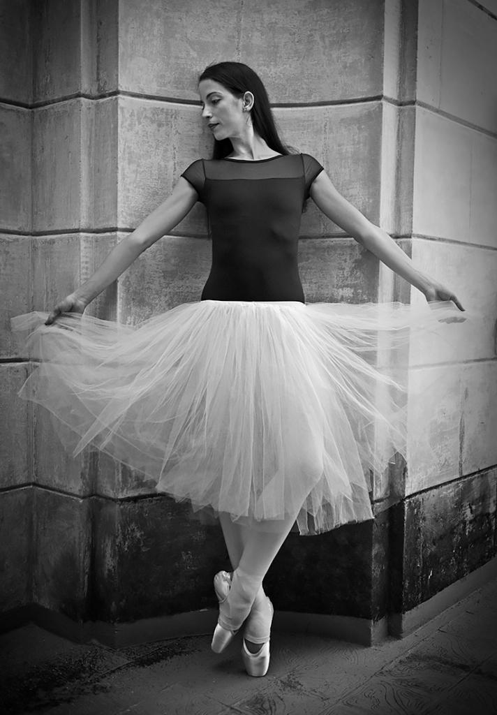 Ballerina, Havana, Cuba