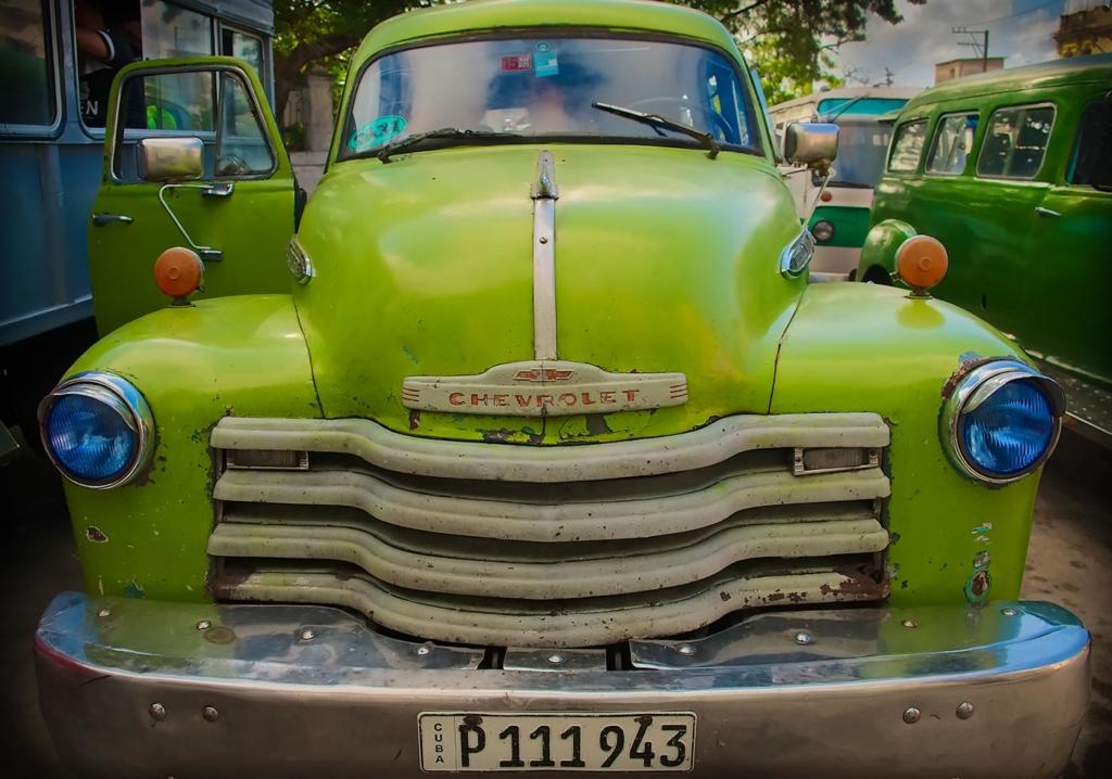 Chevrolet, Havana, Cuba