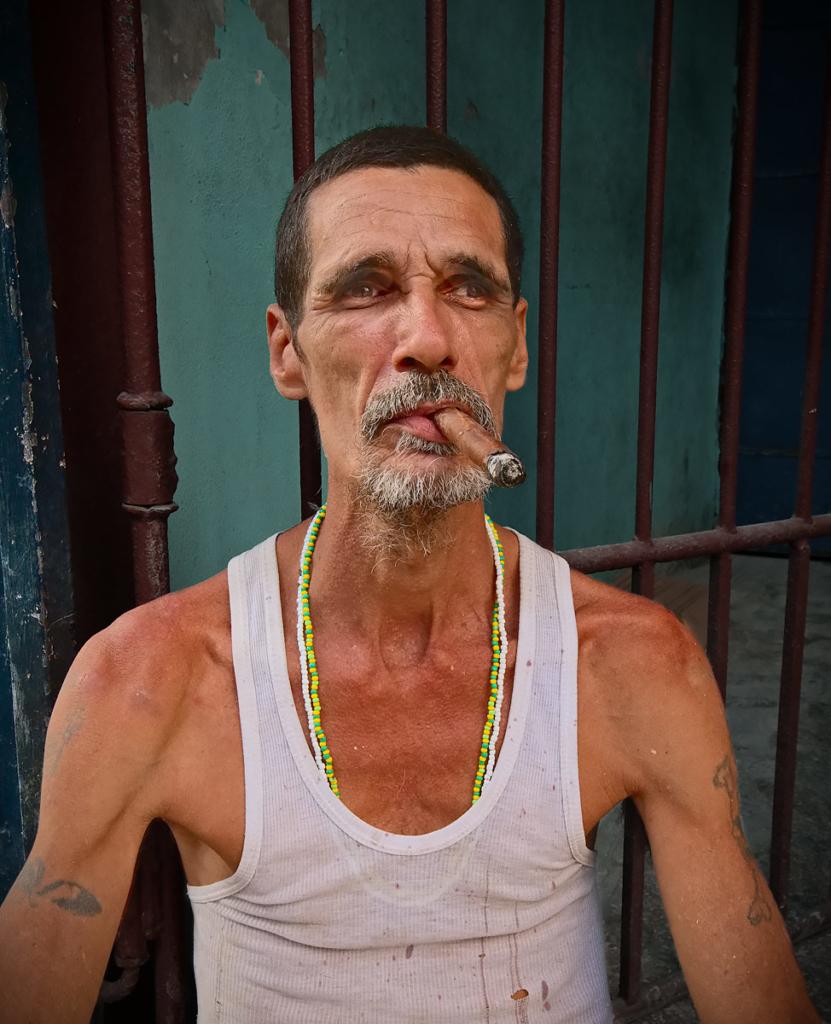 Cigar Man, Havana, Cuba