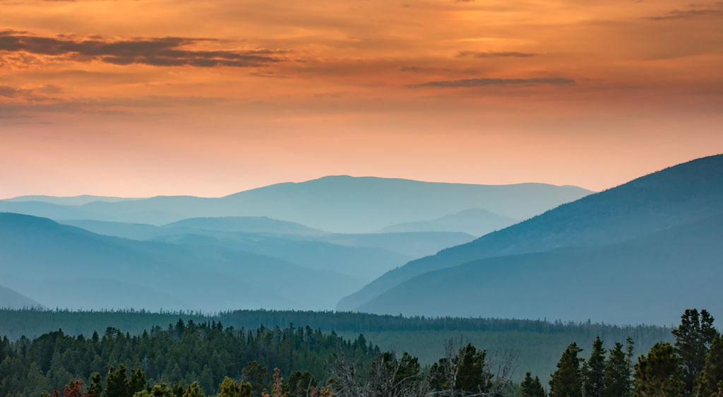 Lewis & Clark Range, Montana