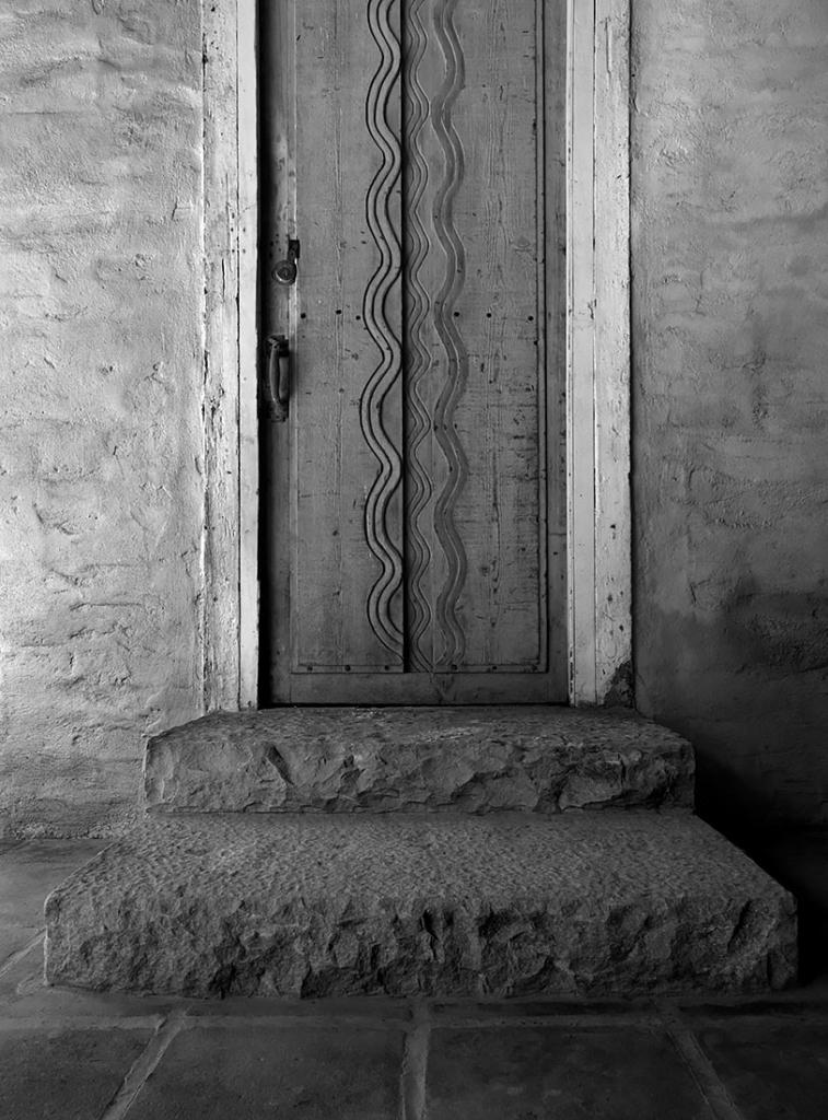 Museum Door, Santa Barbara, CA