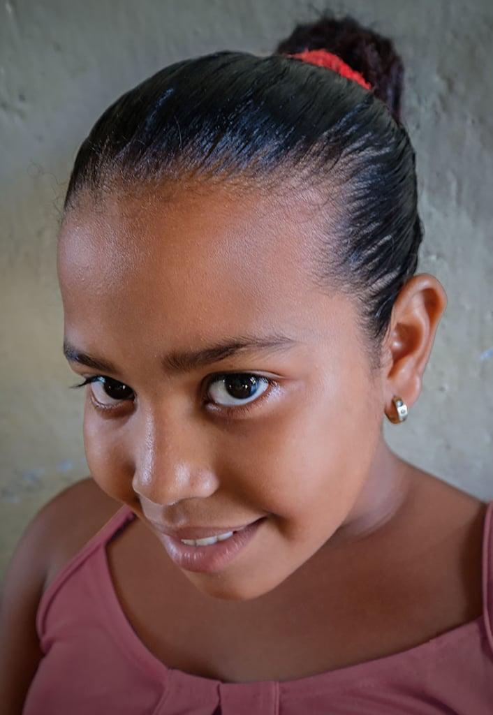 Schoolgirl, Cuba
