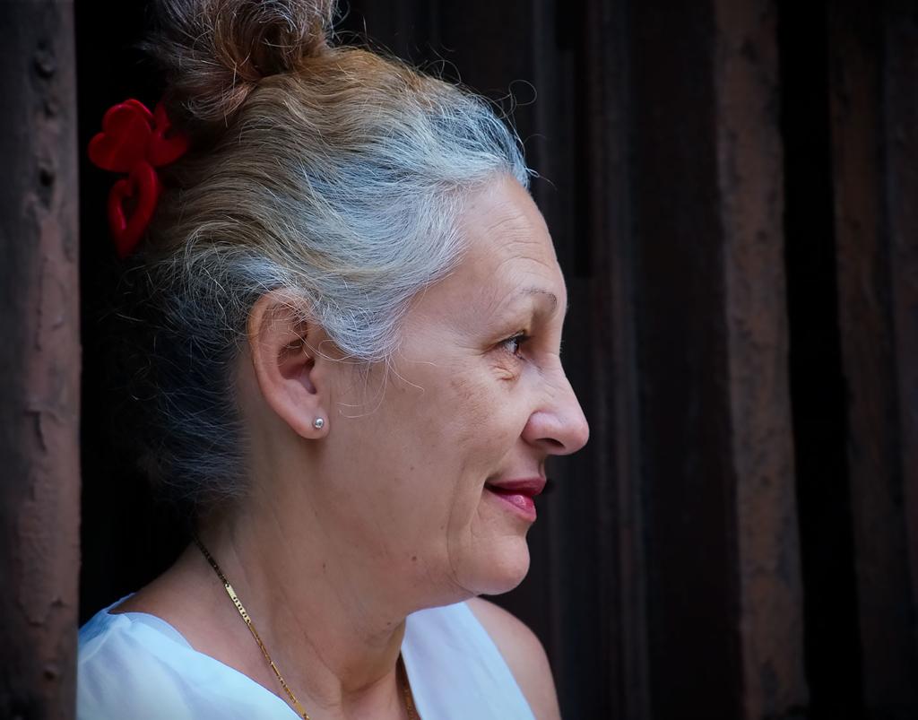 Woman, Havana Centro, Cuba