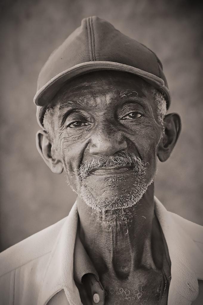 Elder, Trinidad, Cuba