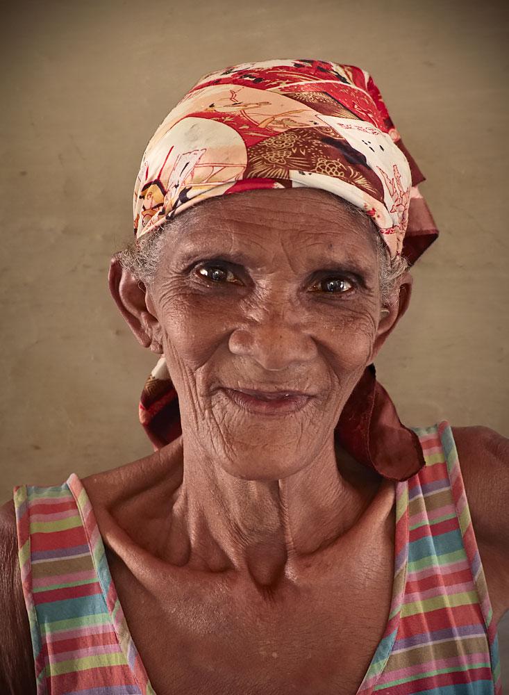 Trinidad Woman, Cuba (2)