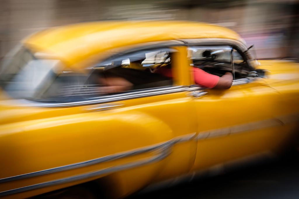 Cruising, Havana, Cuba