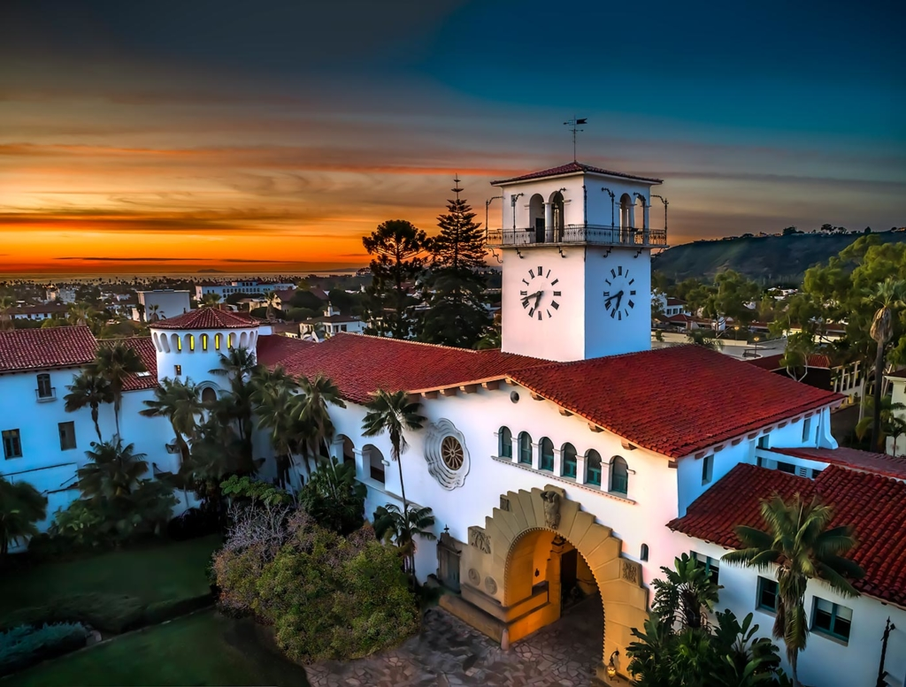 County Courthouse, Santa Barbara ,CA