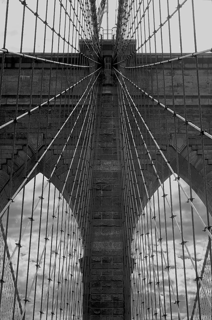 The Brooklyn Bridge, NYC