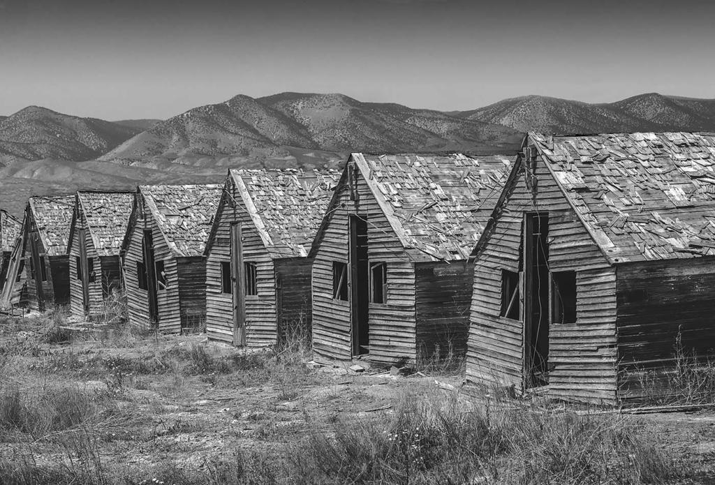 Housing, Montana, USA