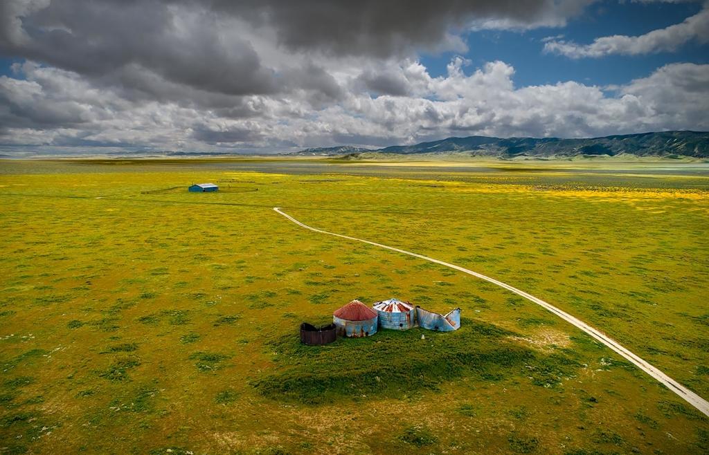 Ranch, Carrizo Plain, CA (2)
