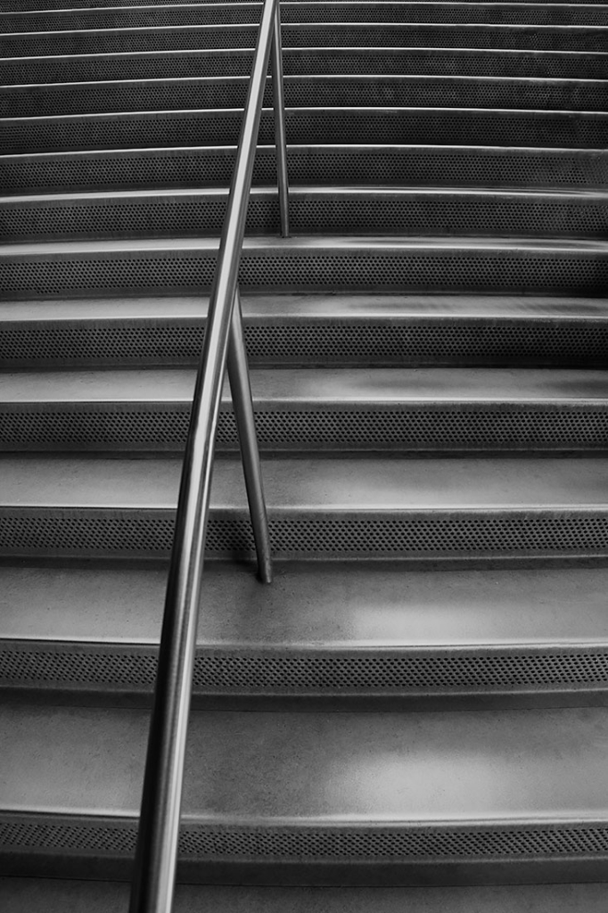 Steel Steps, New York City