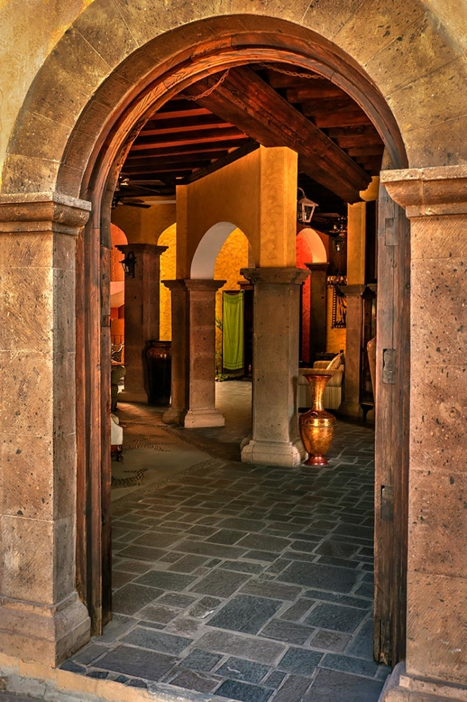 Hotel, Loretto, Mexico