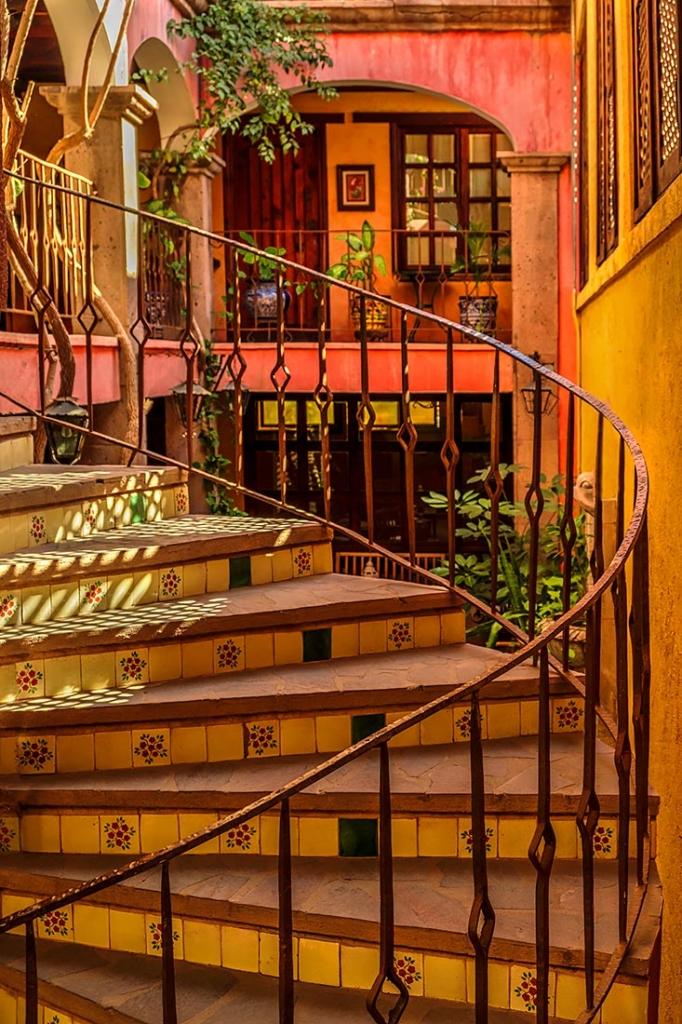 Hotel, Loretto, Mexico