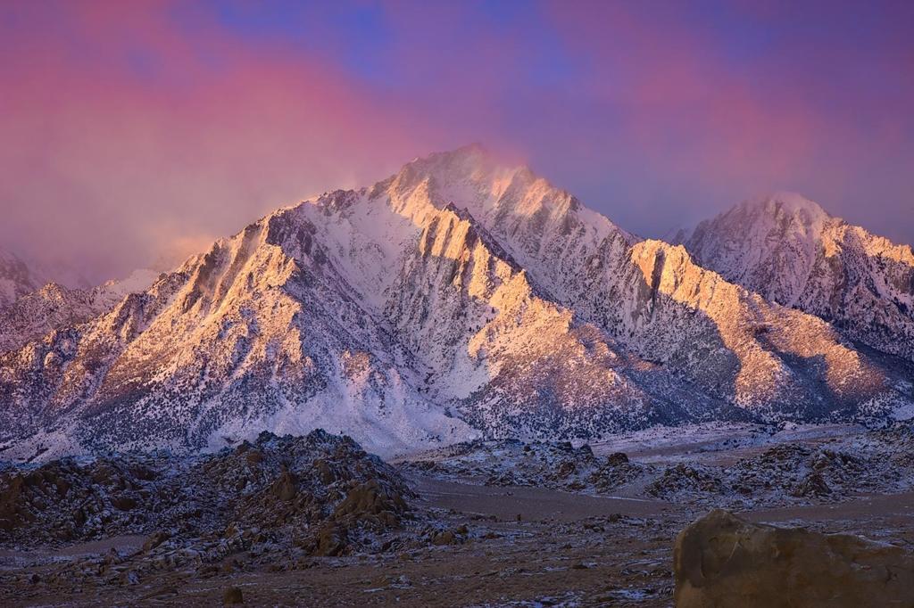 Lone Pine Peak, Eastern Sierra, CA (3)