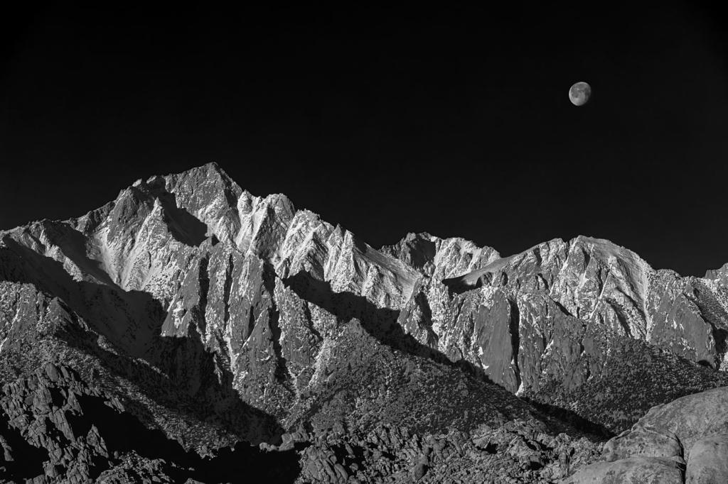 Lone Pine Peak, Eastern Sierra, CA (2)