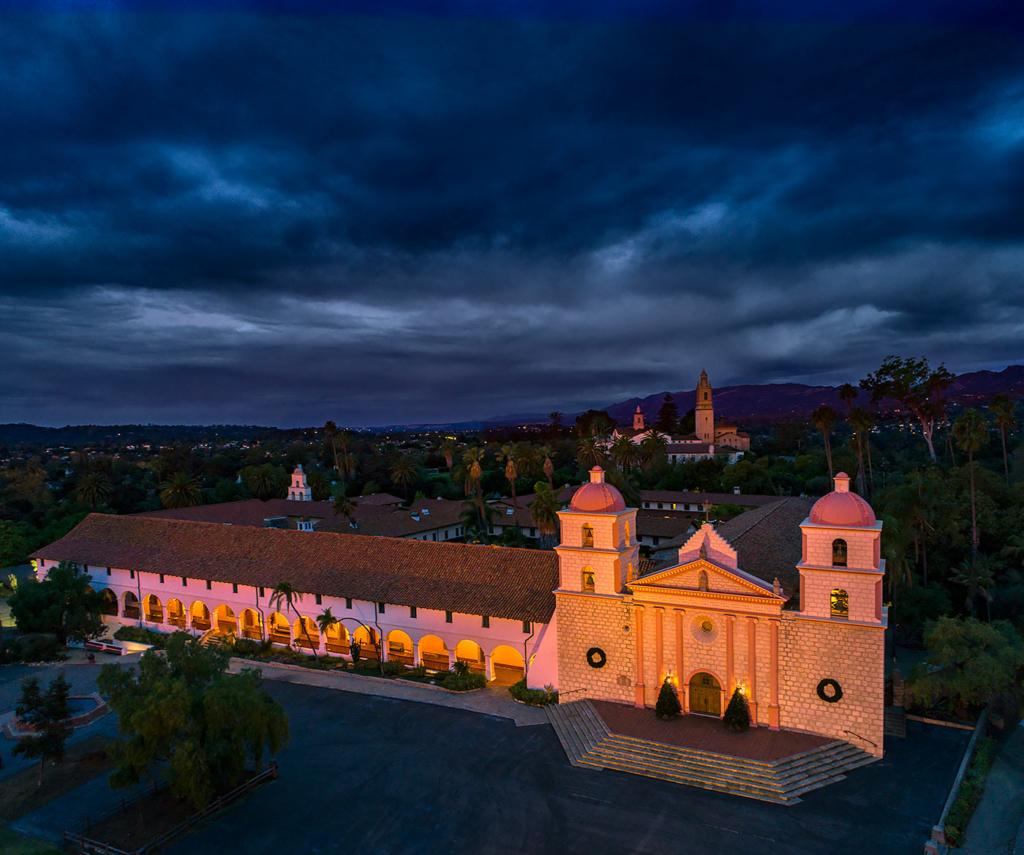 Mission Santa Barbara, CA