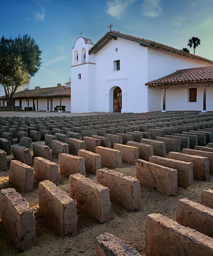 The Presidio, Santa Barbara, CA