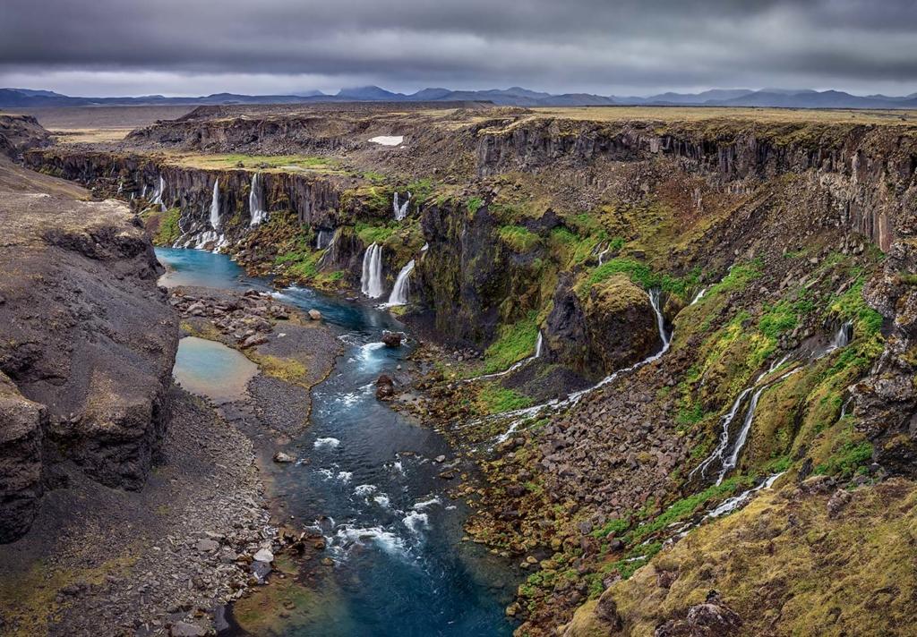 Rångarpingytra, Iceland