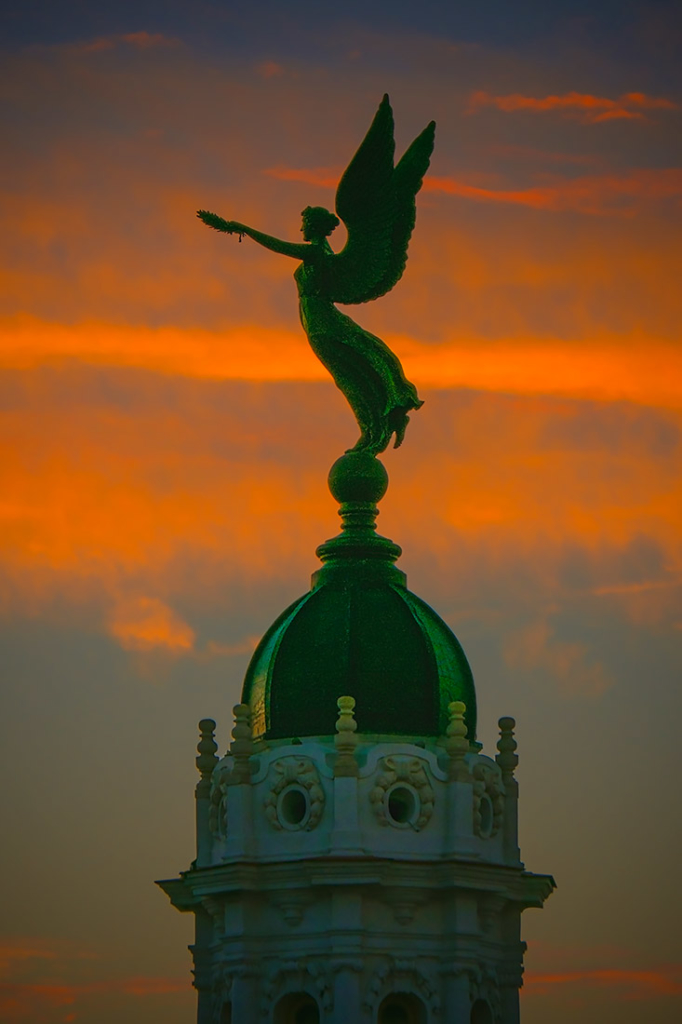 Havana Rooftop Sunrise