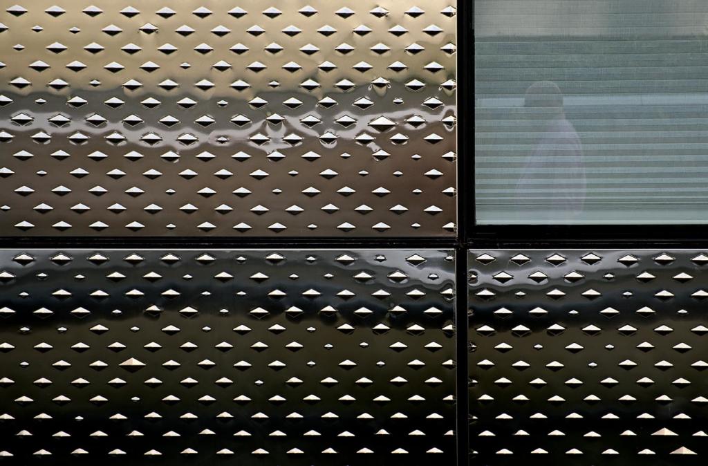 Steel Siding, New York City