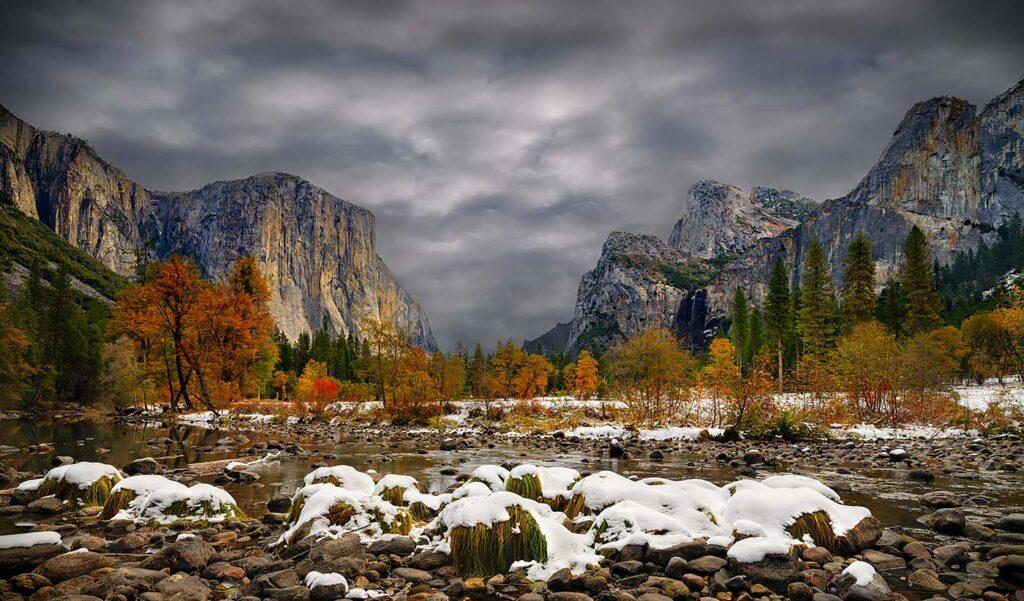 Yosemite Valley Autumn