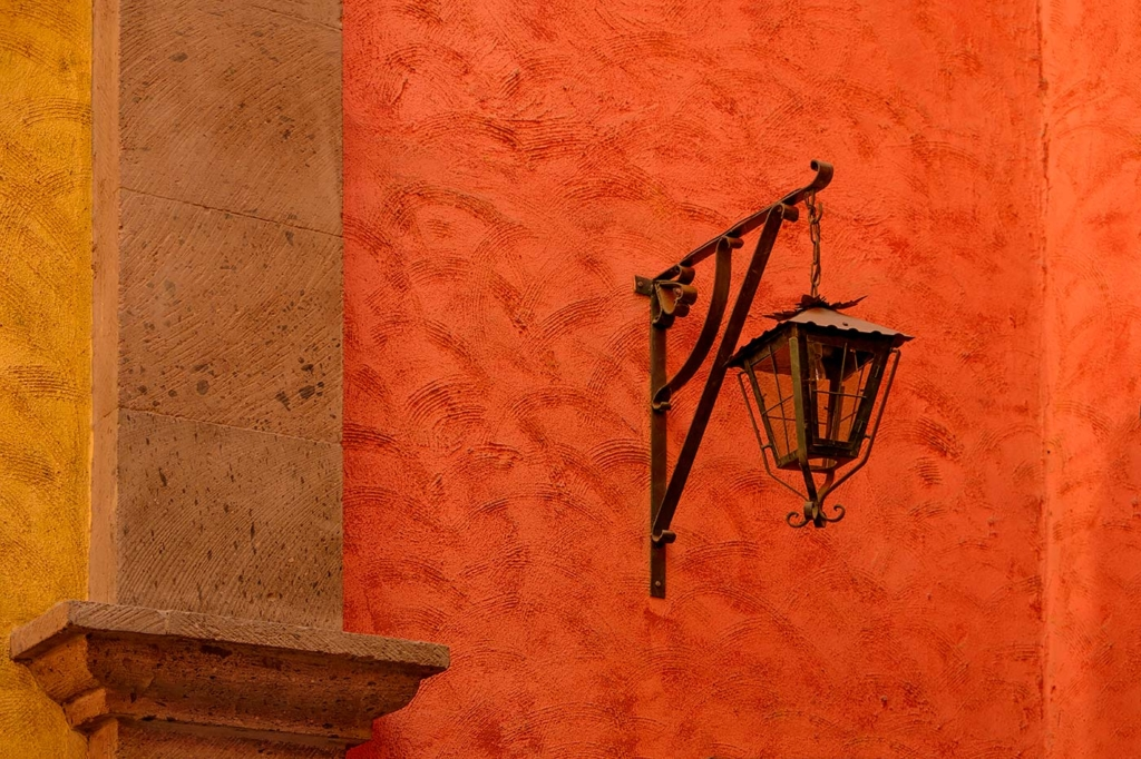 Lantern, Loretto, Mexico